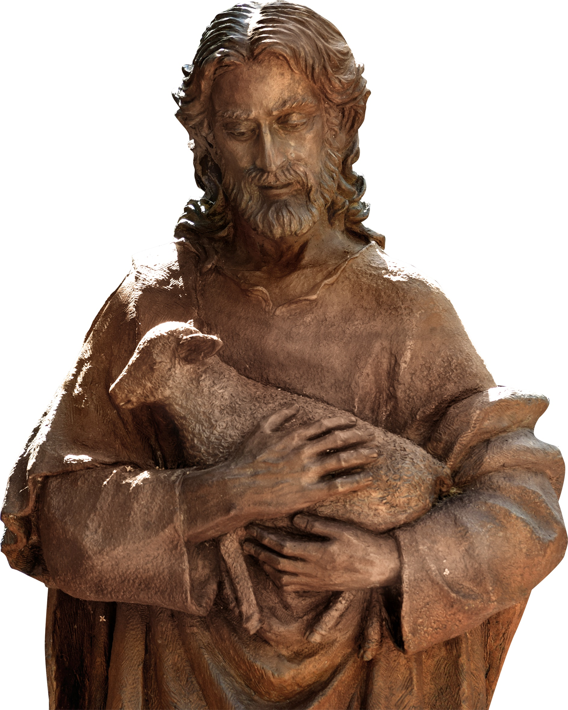 art carved catholic 161289